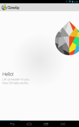 Climatip getting started