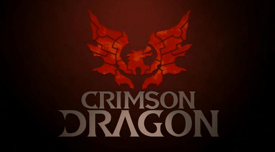 Crimson Dragon banner