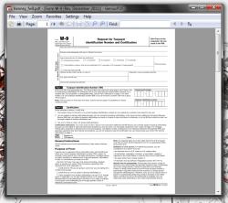 Genius PDF file open