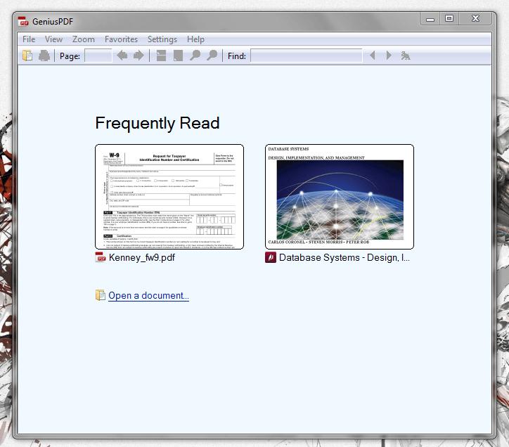 Genius PDF