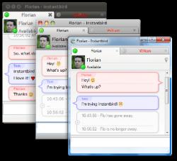 Instantbird screenshot 2
