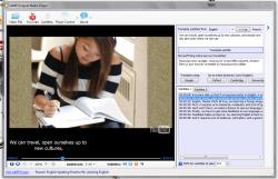 LaMP Main UI