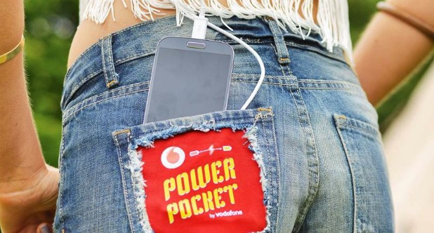 Power Pocket by Vodafone