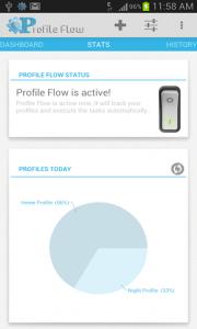 Profile Flow Stats