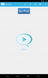SpeakMe UI