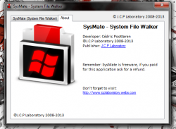 SysMate About