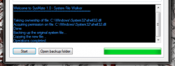 SysMate command window
