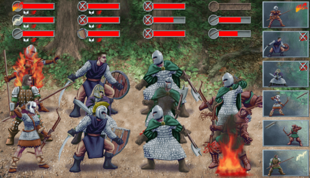 Tales of Illyria Combat