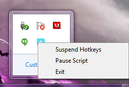 Window On Top context menu
