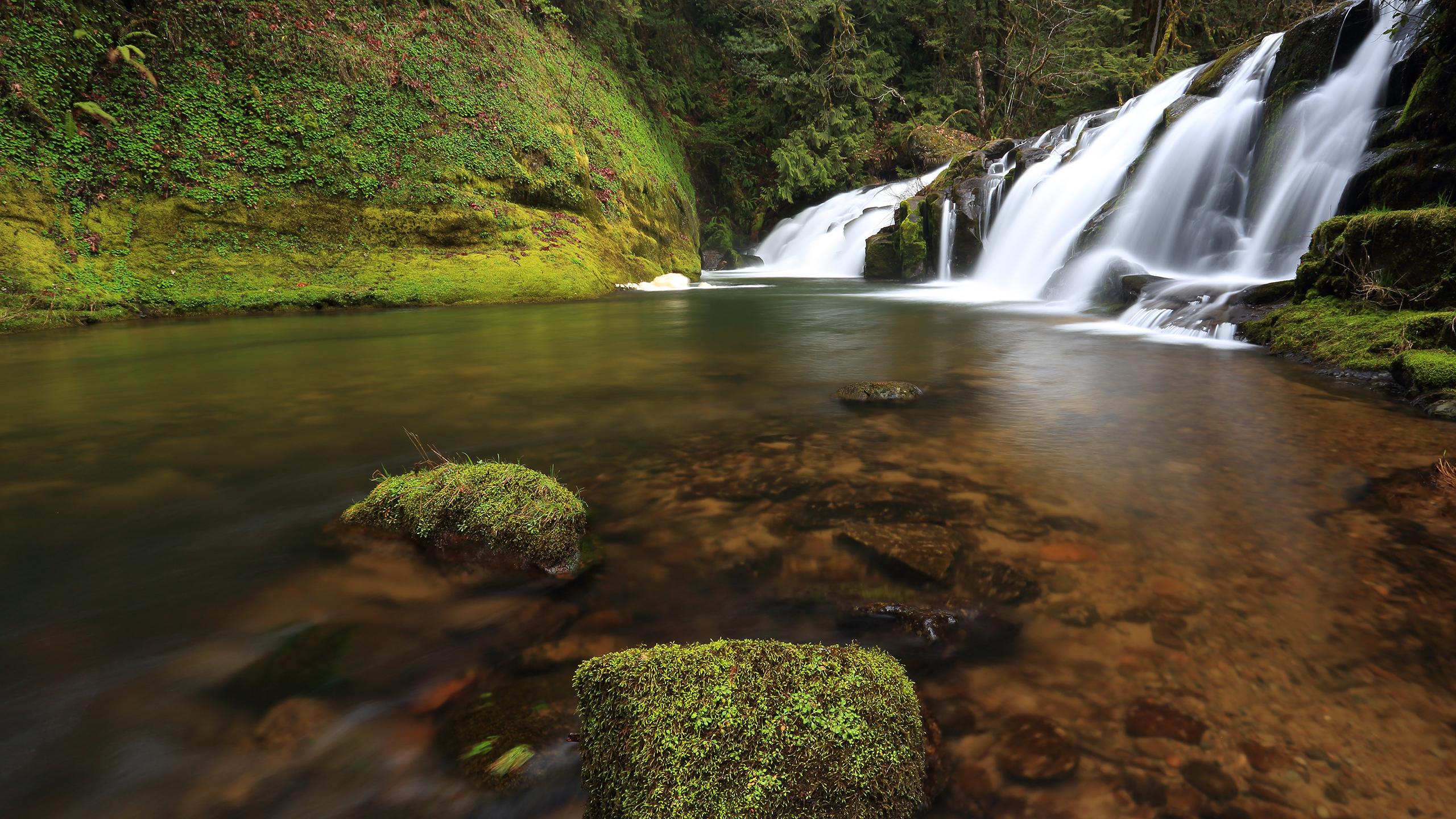 beautiful_waterfall_2560x1440