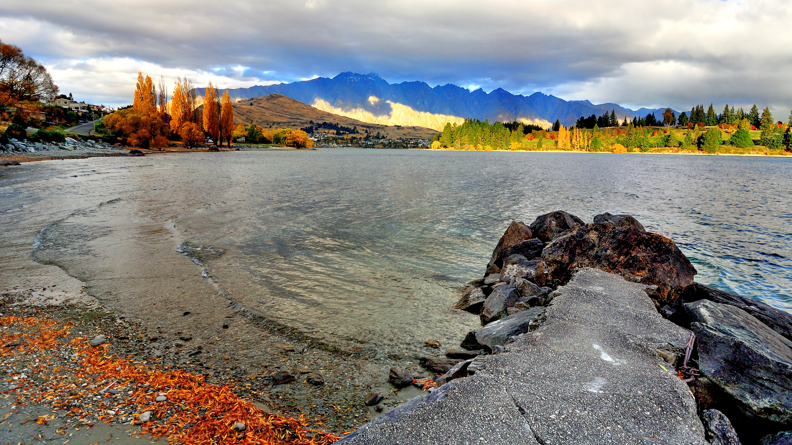 colorful_new_zealand_view