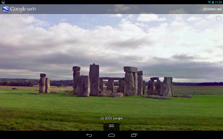 google earth android app