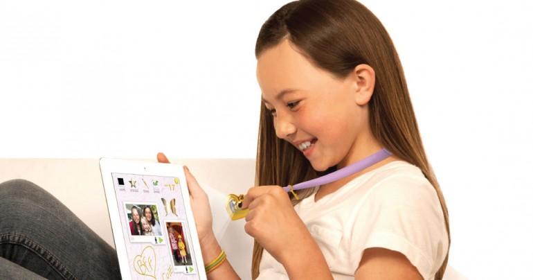 iHeart Locket diary for iPad