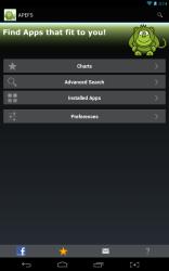 APEFS main UI