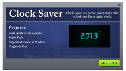Clock Savers