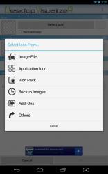 Desktop Visualizer choose image