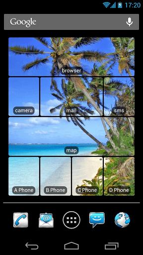 Desktop Visualizer custom setup