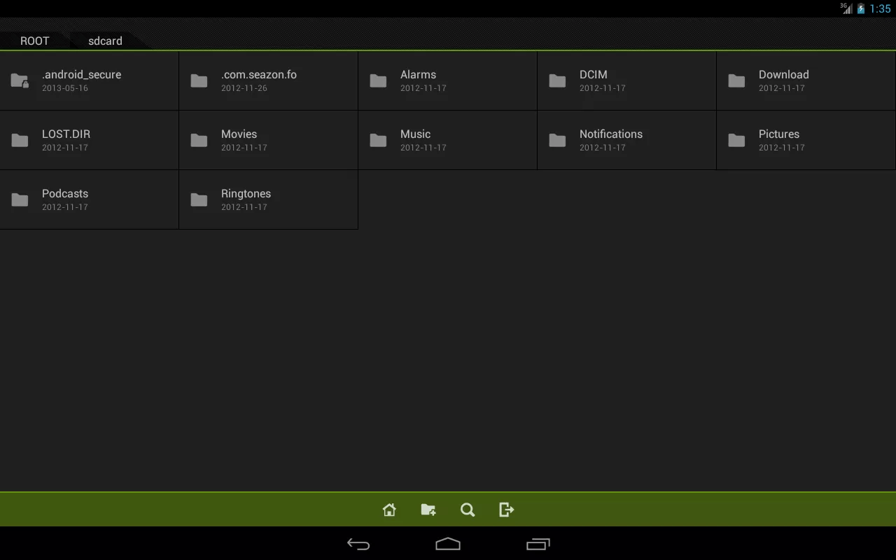 Fo File Manager