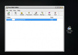 Free Hide Folder