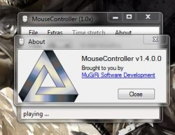 Mouse Controller about