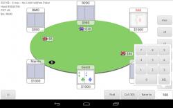 Neo Poker Bot custom bet