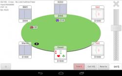 Neo Poker Bot raising bet