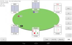 Neo Poker bot six max no limit
