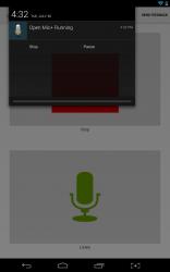 Open Mic notification icon