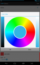 PowerLine choose color