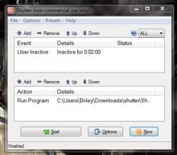 Shutter UI