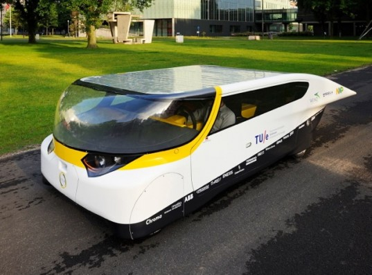 Stella(solar car)