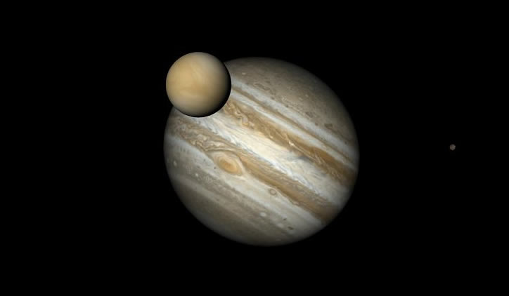 Venus-Jupiter