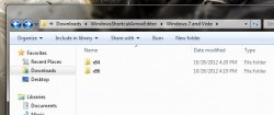 Windows Shortcut Arrow Editor 32 and 64 bit