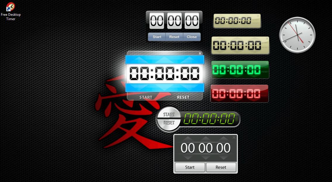 free desktop timer
