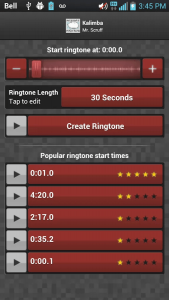 free ringtone maker for android
