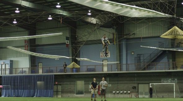 human power helicopter