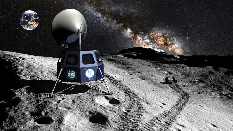 Moon Telescope