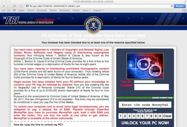ransomware(via macrumors)
