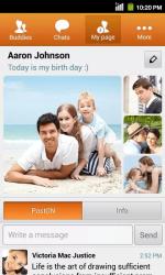 ChatON User Profile