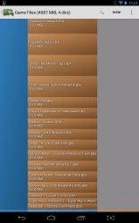 DiskUsage smaller directories
