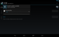 Folder Mount transferring files