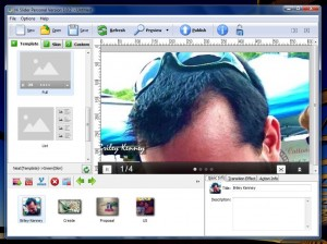 Hi Slider preview window and customize slider
