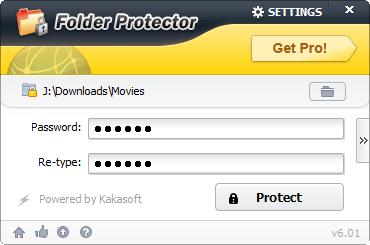 KaKa Folder Protector