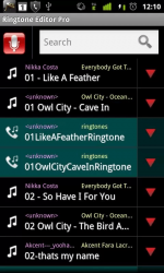 MP3 Cutter Ringtone Maker