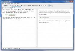 MarkdownPad sample text
