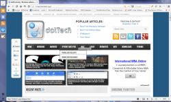 Maxthon Screenshot