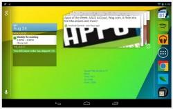 NetLive homescreen widget