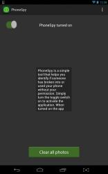 Phonespy UI