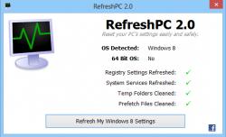 RefreshPC Windows 8
