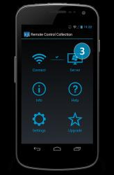 Remote Control Collection Menu